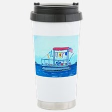 Pontoon Lagoon Stainless Steel Travel Mug