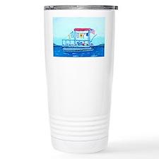 Pontoon Lagoon Travel Mug