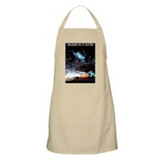 Welders Do It Hotter 4600 wide x 6000 tall Apron