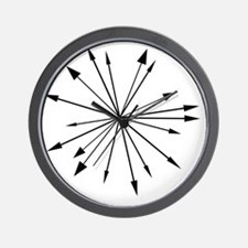 What time is it clock Wall Clock