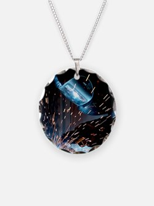 Welders Do It Hotter 50 inch Necklace
