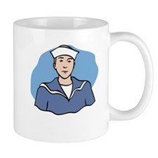 Naval Cadet Mugs