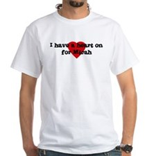 Heart on for Micah Shirt