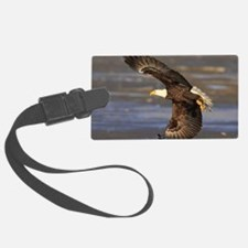 x14 roundhouse Luggage Tag