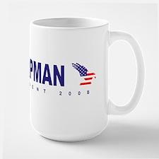 Gene Chapman for president Mug