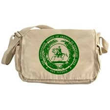 CSAgreenseal Messenger Bag