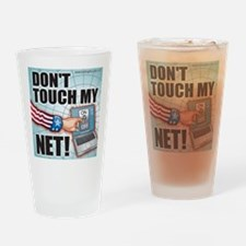 dont_touch Drinking Glass