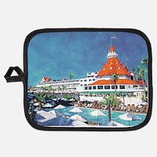Hotel Del Coronado by RD Riccoboni Potholder