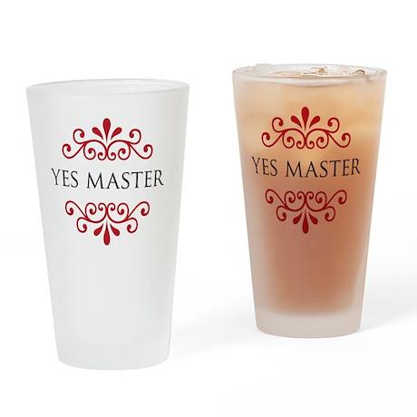 yesmaster Drinking Glass