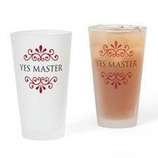 yesmaster Drinking Glass