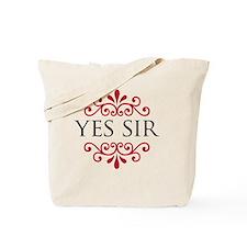 yessir Tote Bag