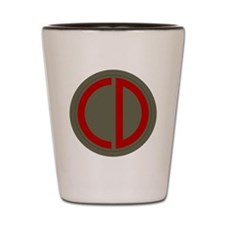 85th Infantry Division Shot Glass