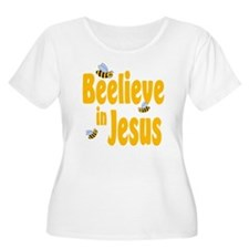 Beelieve in J T-Shirt