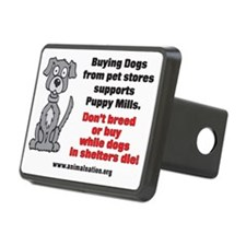 Puppy Mills Support Pet St Hitch Cover