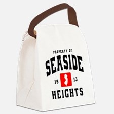 Seaside 1913 b Canvas Lunch Bag