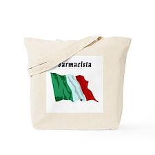 Pharmacist (Italy) Tote Bag