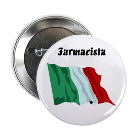 Pharmacist (Italy) Button