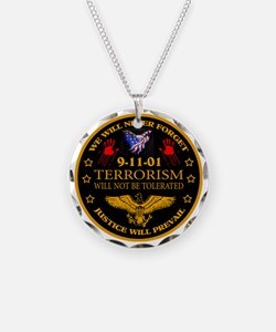 Justice Will Prevail Necklace