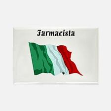 Pharmacist (Italy) Rectangle Magnet