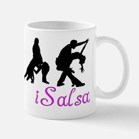 i salsa Mug
