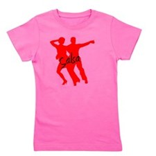 Salsa RED Girl's Tee