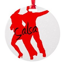 Salsa RED Ornament
