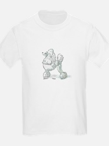 Cute Toy poodles T-Shirt