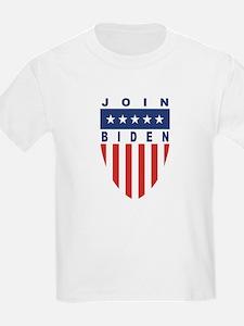 Join Joe Biden Kids T-Shirt
