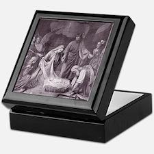 The First Christmas Keepsake Box