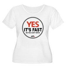 Copy of Yes I T-Shirt