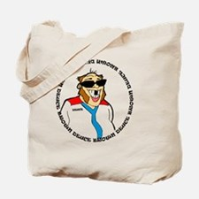 deuce brown logo Tote Bag