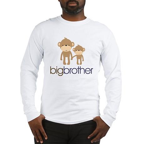 monkey big brother Long Sleeve T-Shirt