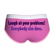 laugh_bs2 Women's Boy Brief