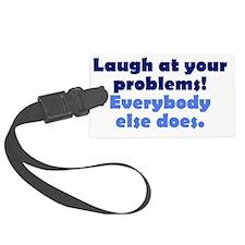 laugh_btle1 Luggage Tag