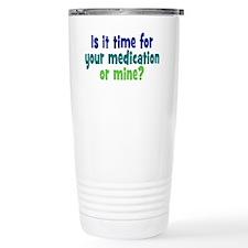 medtime_btle1 Travel Coffee Mug