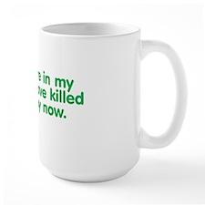 mynovel_bs3 Ceramic Mugs