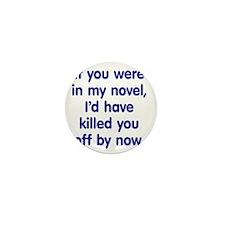 mynovel1 Mini Button