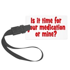 medtime_btle2 Luggage Tag