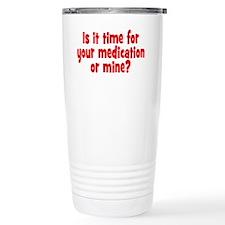 medtime_btle2 Travel Coffee Mug