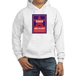 James Gilchrist for President Hooded Sweatshirt