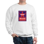 James Gilchrist for President Sweatshirt