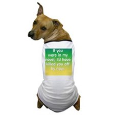 mynovel_rnd2 Dog T-Shirt
