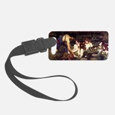 Hylas and the Nymphs Luggage Tag
