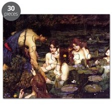 Hylas and the Nymphs Puzzle