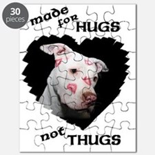 Made for Hugs Not Thugs Puzzle