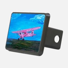 Pink Piper Cub Hitch Cover