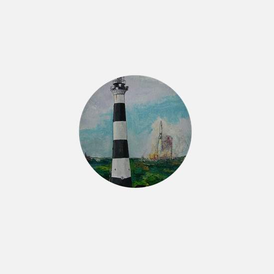 Two Beacons - Cape Canaveral Light Mini Button