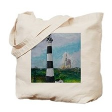 Two Beacons - Cape Canaveral Light Tote Bag