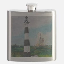 Two Beacons - Cape Canaveral Light Flask