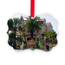 3.5x2.5at300SouthHouse Picture Ornament